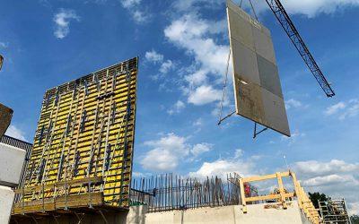 IONISOS Bautzen: 3000 m2 Produktionshalle