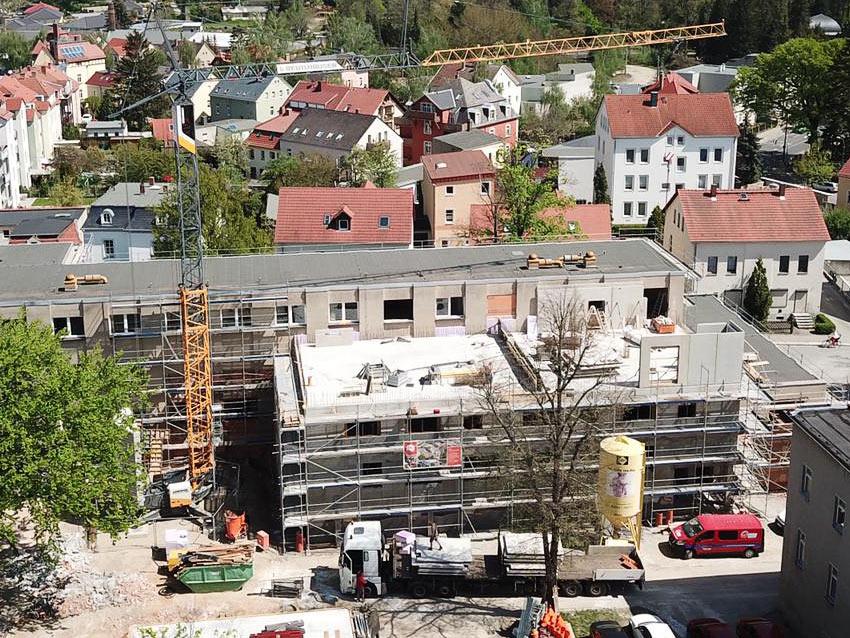 Oberlausitz Kliniken Bautzen: Neubau Laborgebäude